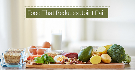 Food That Reduces Joint Pain