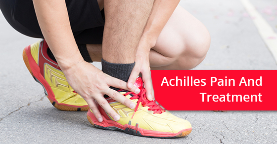 Achilles Pain And Treatment