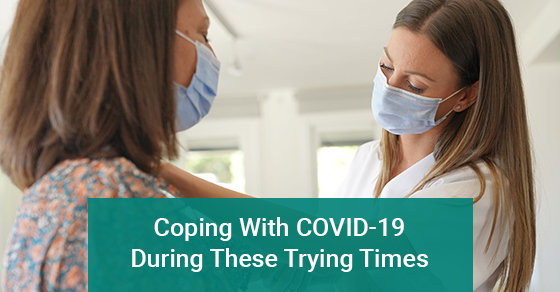 How to cope with COVID-19 times?