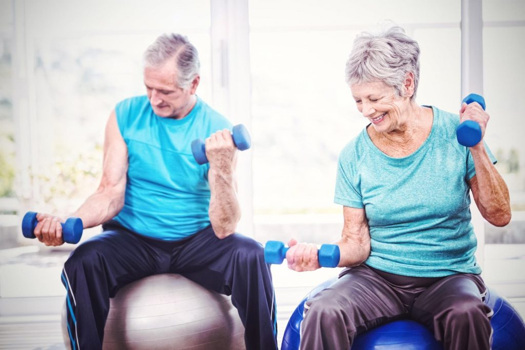 Customized Exercise Program